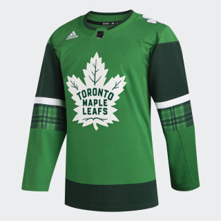 Maple Leafs St. Patrick's Day Authentic Pro Jersey Nhl-Tml-522 FR6553