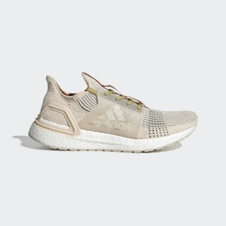 Chaussure Ultraboost 19 Wood Wood Linen / Fox Red / Clear Brown EG1727