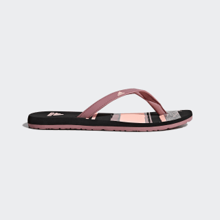Eezay Essence Thong tåsandaler Trace Maroon / Clear Orange / Core Black B43550