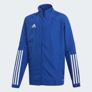 Condivo 20 Presentation Track Top Team Royal Blue / White EA2489