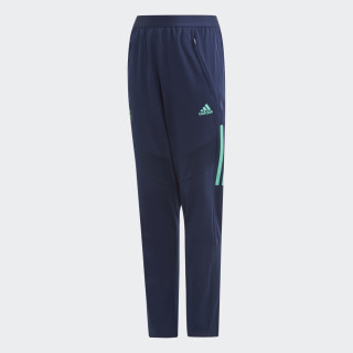 Pantaloni da allenamento Ultimate Real Madrid Night Indigo / Hi-Res Green DX7840