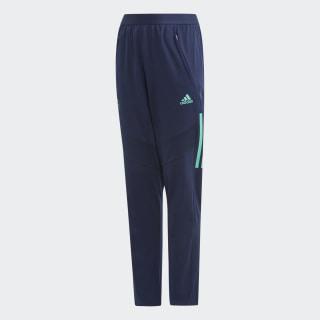 Real Madrid Ultimate Training Pants Night Indigo / Hi-Res Green DX7840