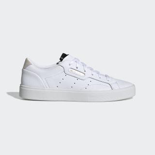 Sapatos adidas Sleek Cloud White / Cloud White / Crystal White DB3258