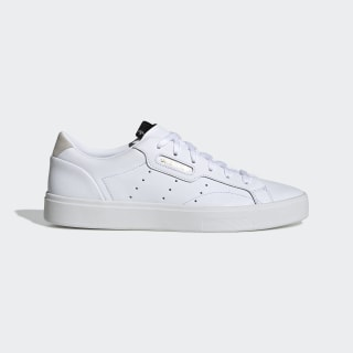 Zapatilla adidas Sleek Cloud White / Cloud White / Crystal White DB3258