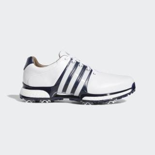 Tour360 XT Shoes Cloud White / Collegiate Navy / Silver Metallic BB7923