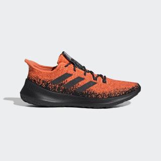 Tenis Sensebounce + M hi-res coral/core black/active orange G27233