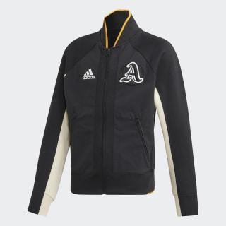 VRCT Jacket Black / Linen / Real Gold EJ8746