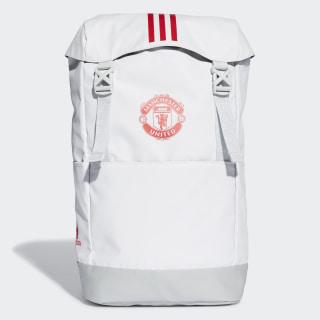 Mochila Manchester United Clear Grey / Clear Onix / Blaze Red DQ1525