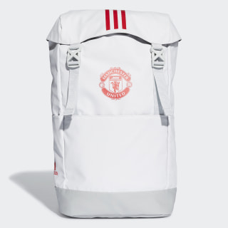 Mochila Manchester United Clear Grey / Clear Onix / Blaze Red DQ1525