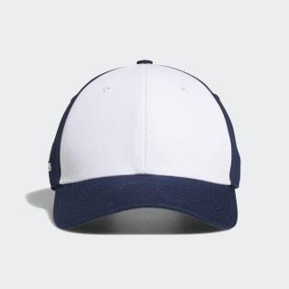 Casquette Colorblock Crestable White / Collegiate Navy / Collegiate Navy DT0102