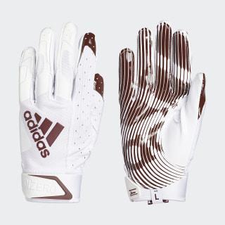 Adizero 9.0 Receiver Gloves White Melange EW5575