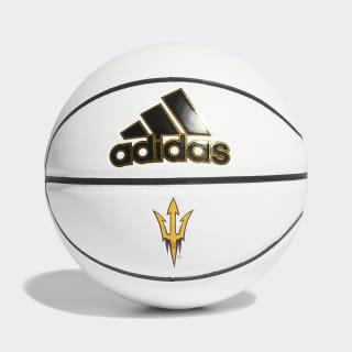 Sun Devils Mini Autograph Basketball Basketball Natural / White / Collegiate Gold / Maroon CW8958