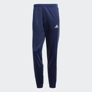 Kalhoty Core 18 Dark Blue / White CV3585