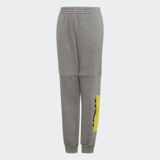 Athletics ID Lineage Pants Core Heather DZ5935