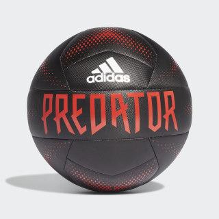 Predator Training Ball Black / Active Red / White FM2405