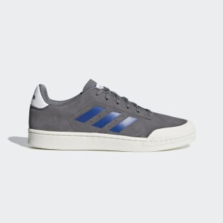 Court 70s Shoes Grey / Collegiate Royal / Cloud White F34535