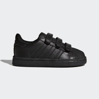 Superstar Ayakkabı Core Black / Core Black / Core Black BZ0417