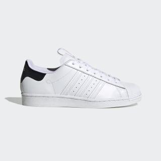 Superstar Ayakkabı Cloud White / Core Black / Shock Pink FW2818