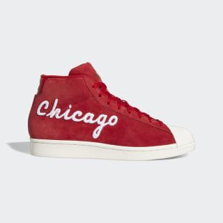 Pro Model Shoes Power Red / Cloud White / Gold Foil FV4485