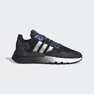 Sapatos Nite Jogger Core Black / Silver Metallic / Cloud White EF5403