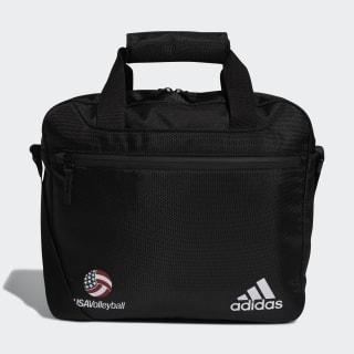 USA Volleyball Stadium Coaches Messenger Bag Black EV6236