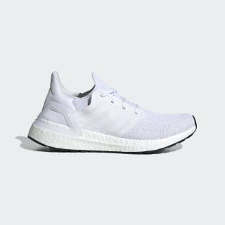 Ultraboost 20 Schoenen Cloud White / Cloud White / Core Black EG0713