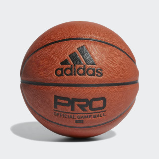 Баскетбольный мяч Pro Official basketball natural / black / black DY7892