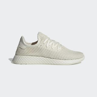 Deerupt Runner Shoes Off White / Cloud White / Shock Red BD7882
