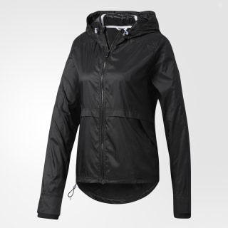 Clear Goals Jacket Black BP9005