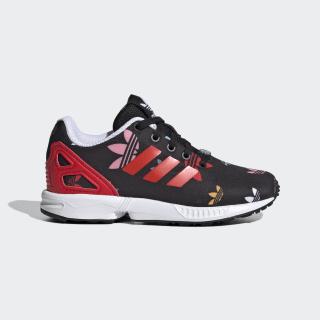 ZX Flux Shoes Core Black / Lush Red / Cloud White FV3106
