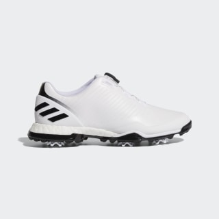 Adipower 4orged Boa Shoes Ftwr White / Core Black / Silver Met. BB7841