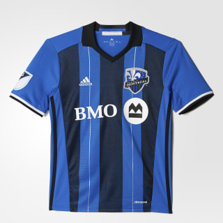 Montreal Impact Home Jersey Blue / Black AB9421