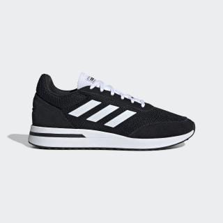 Tênis Run 70s Core Black / Cloud White / Grey Six EE9752