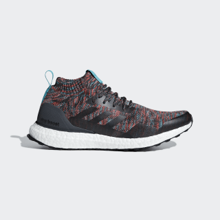 Ultraboost Mid Shoes dgh solid grey / dgh solid grey / hi-res aqua G26843