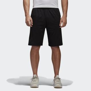 Pantalón corto Essentials Linear BLACK/WHITE BS5026