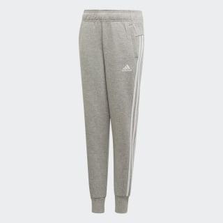 Must Haves 3-Stripes Pants Medium Grey Heather / White ED4623