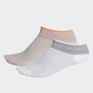 Ankle Socken Dusty Rose-Smc / White FP8834