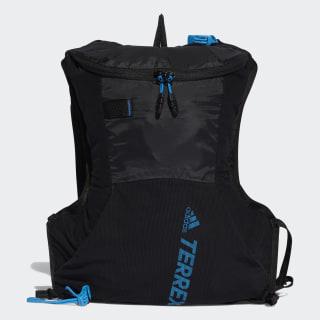 Mochila adidas TERREX Agravic Black / Shock Blue CY6085