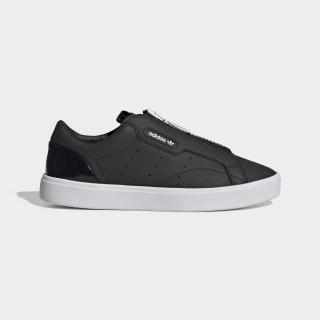 Кроссовки adidas Sleek Zip core black / core black / crystal white EF0695