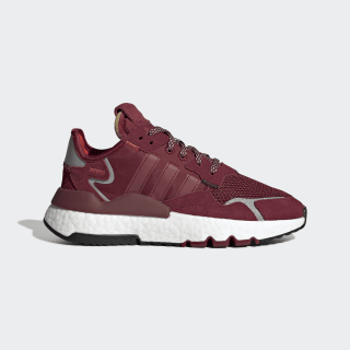 Tenis Nite Jogger Collegiate Burgundy / Collegiate Burgundy / Cloud White EF9215