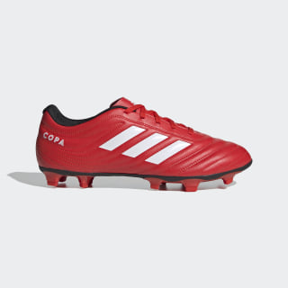 Botines Copa 20.4 Terreno Firme Active Red / Cloud White / Core Black G28523