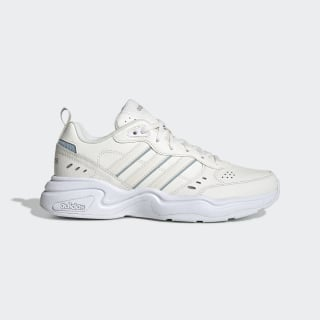 Strutter Schoenen Running White / Running White / Ash Grey EG2692