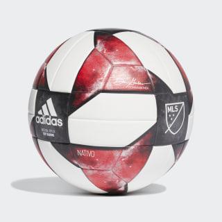 NFHS MLS TTRN White / Black / Active Red DN8697