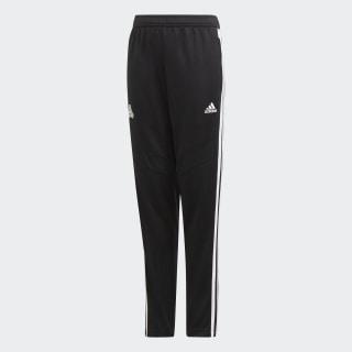 TAN Training Pants Black / White EB9434