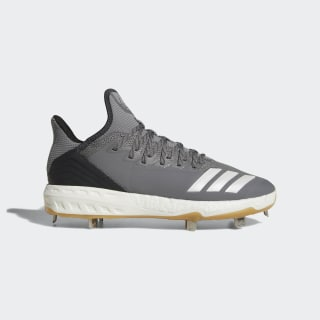 Boost Icon 4 Cleats Grey Four / Running White / Carbon CG5159