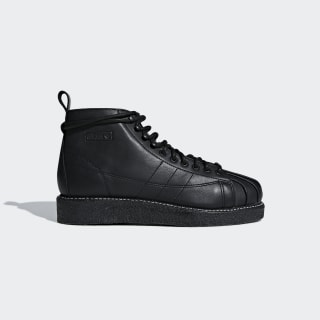 Tenis Superstar Boot Luxe W CORE BLACK/CORE BLACK/FTWR WHITE AQ1250