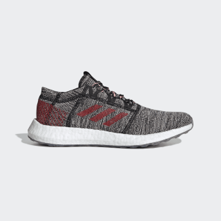 Pureboost Go Shoes Core Black / Scarlet / Clear Orange F36193