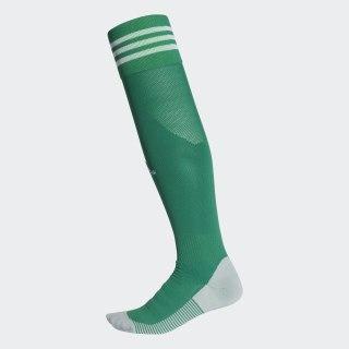 Футбольные гетры AdiSocks bold green / white CF3574