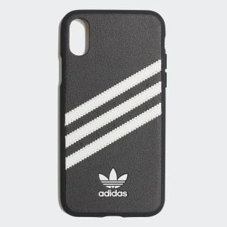 Coque moulée iPhone x Black / White CK6171
