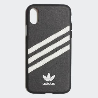 Molded iPhone X cover Black / White CK6171